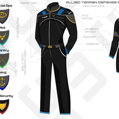 Uniform sample