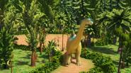 Alasmosaurus Pine Station tour
