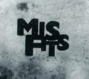 Misfits (Seasons) Deaths