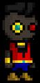 Mr. Tea Virus Doll