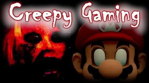 Creepy Gaming - MARIO Creepypasta Explained!