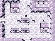 Pokemon Lenda Lavender Town