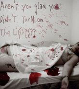 Aren't You Glad You Didn't Turn on the Lights