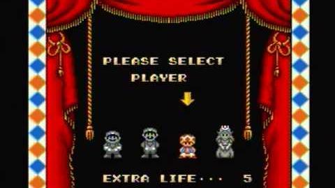 Super Mario All ...999GLITCH999...Stars(MEME)