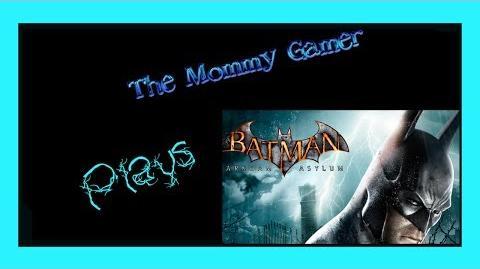 """Batman Arkham Asylum """"The Scarecrow"""""""