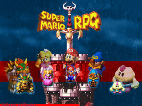 Super Mario RPG Wallpaper