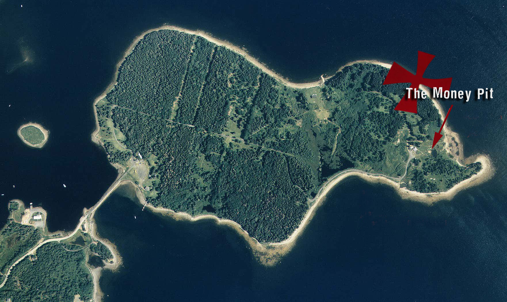 What do we know about Oak Island?