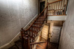 Scary staircase