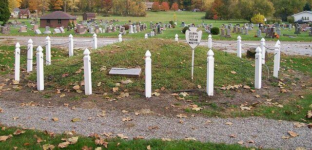 File:800px-Gnadenhutten Massacre Mass Grave.jpg