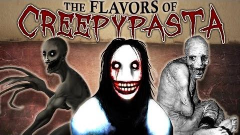 The 4 Flavors of Creepypasta — Creepypasta Month (ft