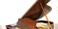 Lenny's Piano