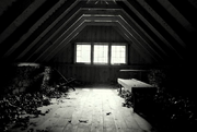 Creepy attic by toxicdots