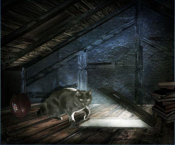 File:Cat in the Attic.jpg