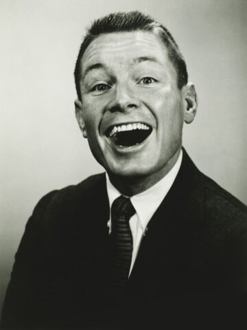 File:George-marks-man-making-laughing-face-in-studio-close-up.jpg
