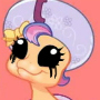 File:73958 - cheerilee g3.5 gayben once upon a my little pony time pinkie pie scootaloo zalgo.jpg