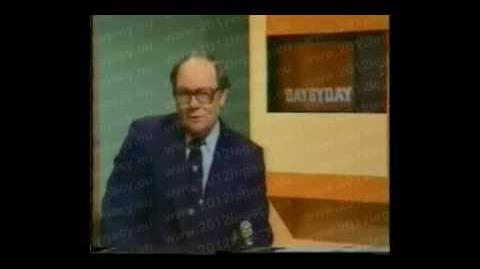 1977 Alien Broadcast LIVE on BBC