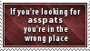 File:Asspats stamp by sparklum-d3iguvo.png