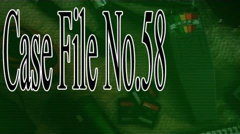 """Case File No"