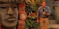 Legends of the Hidden Temple - Yellow Frogs