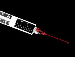 Testing-Syringe