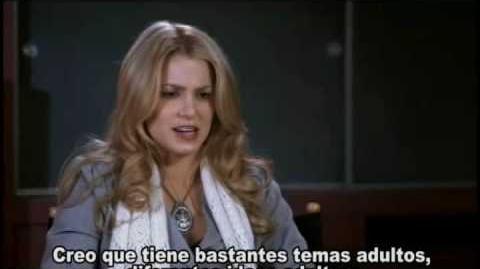 Nikki Reed como Rosalie - Subtitulos en Español