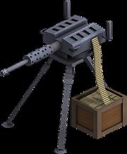 Machinegunturret