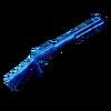ShinyBlueM4Shotgun