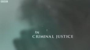 Criminal Justice title card, 2009