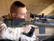 Designated Marksman Rifle 2
