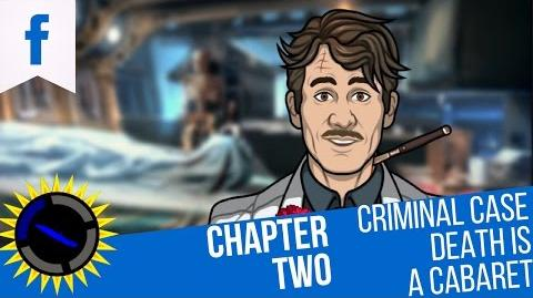 Criminal Case Mysteries of the Past Case 23 - Death is a Cabaret Chapter 2