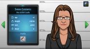 Case 10 Suspect 1 (Sarah Cardwell)