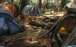 2. Scout's Tents