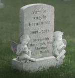 Baby Boy's Grave