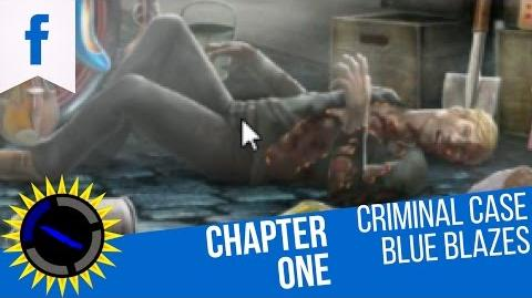 Criminal Case Mysteries of the Past Case 21 Blue Blazes - Chapter 1