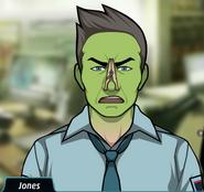 Jones - Disgusted