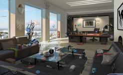 Scene 5 (Case 21 - CEO's Office)
