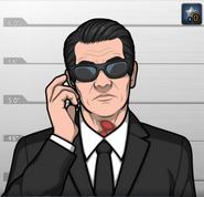Agent Z - Case 100-1