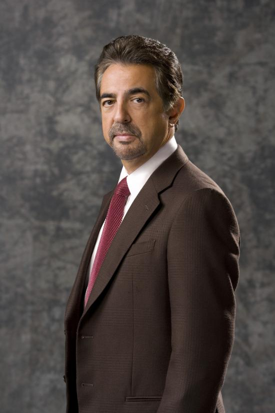 Did david rossi dating erin strauss on criminal minds