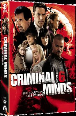 Season Six DVD