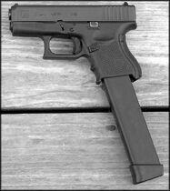 Glock 26 Extended