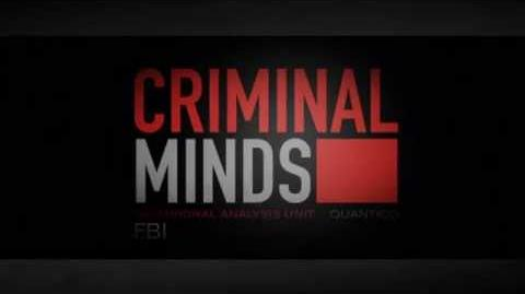 CRIMINAL MINDS. Opening Credits. 11th Version-1