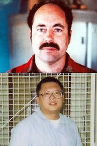 Leonard Lake and Charles Ng