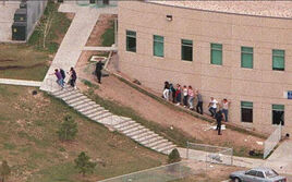 Columbine staircase body