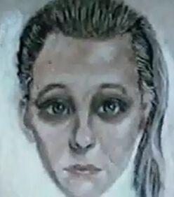 Polka Girl Sketch