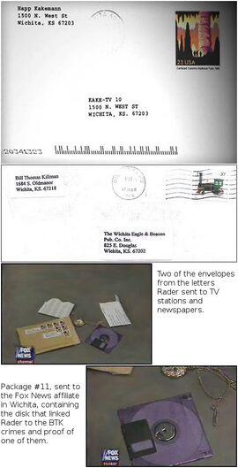BTK mail