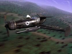 Plane Fury