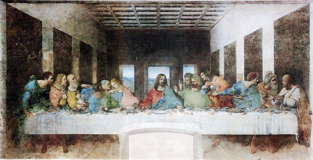 Arquivo:Leonardo da Vinci (1452-1519) - The Last Supper (1495-1498).jpg