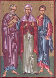 Saint philemon