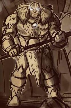 """Image of Stonejaw Strongjaw.""}}"