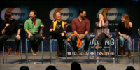 Wizard World Gaming Portland Panel